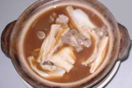 肉骨茶 バクテー