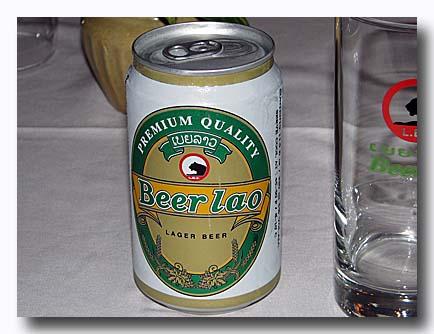 ビアラオ ラオスビール