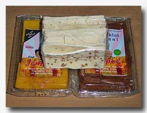 エンバル embal キャッサバ芋の加工品 土産
