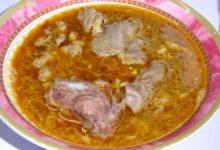 グール・カンビン gule kambing 山羊のカレースープ