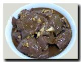 バブイ/イノシシレバーの炒め物