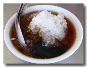 冰豆花 冷たいトウファー