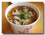 肉焿米粉 とろみ汁ビーフン