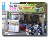 町の食堂(コンダオ島)