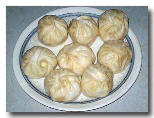 モモ チベット風餃子 パオズ