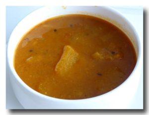 サンバル sambar