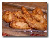 三星ト肉 豚肉のフリッター