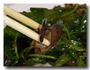 炒螺肉 カタツムリアップ