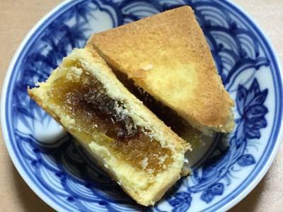洛神花パイナップルケーキ