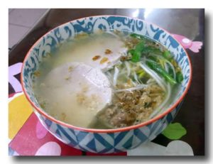 玉里麺 汁麺
