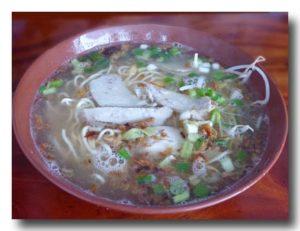 玉里麺 汁麺 湯麺