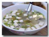 虱目魚肝湯 サバヒースープ